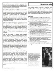 Michelle McKeon-Hyperthermia Treatment Townsend Article